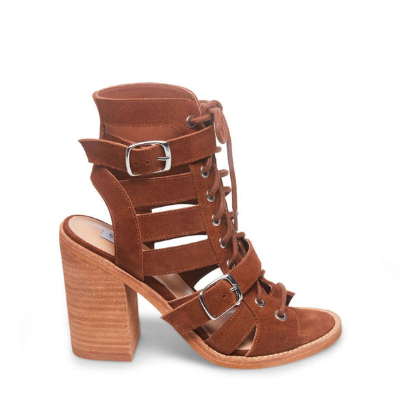 CECILIA BROWN SUEDE - Steve Madden