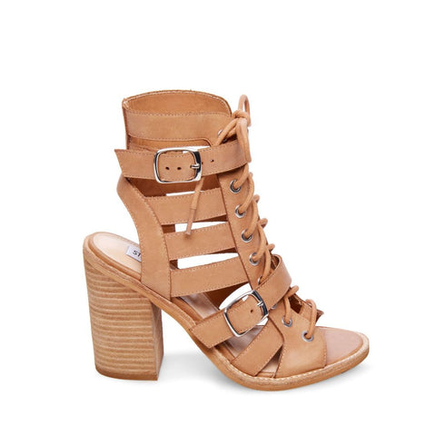 CECILIA NATURAL LEATHER - Steve Madden