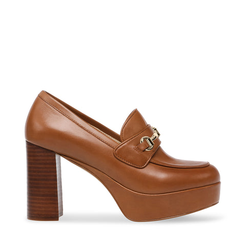 CINDERELLA COGNAC LEATHER