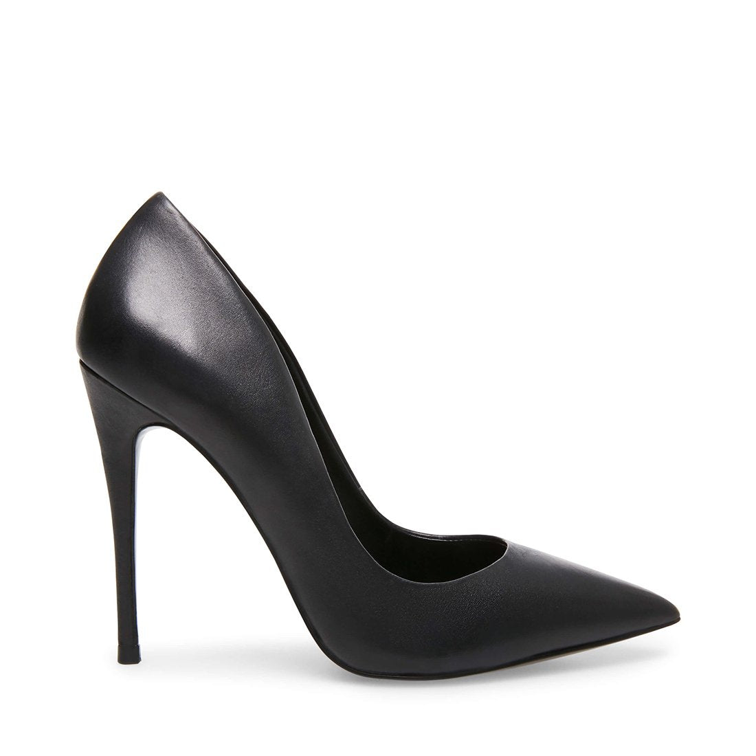 DAISIE BLACK LEATHER - Steve Madden
