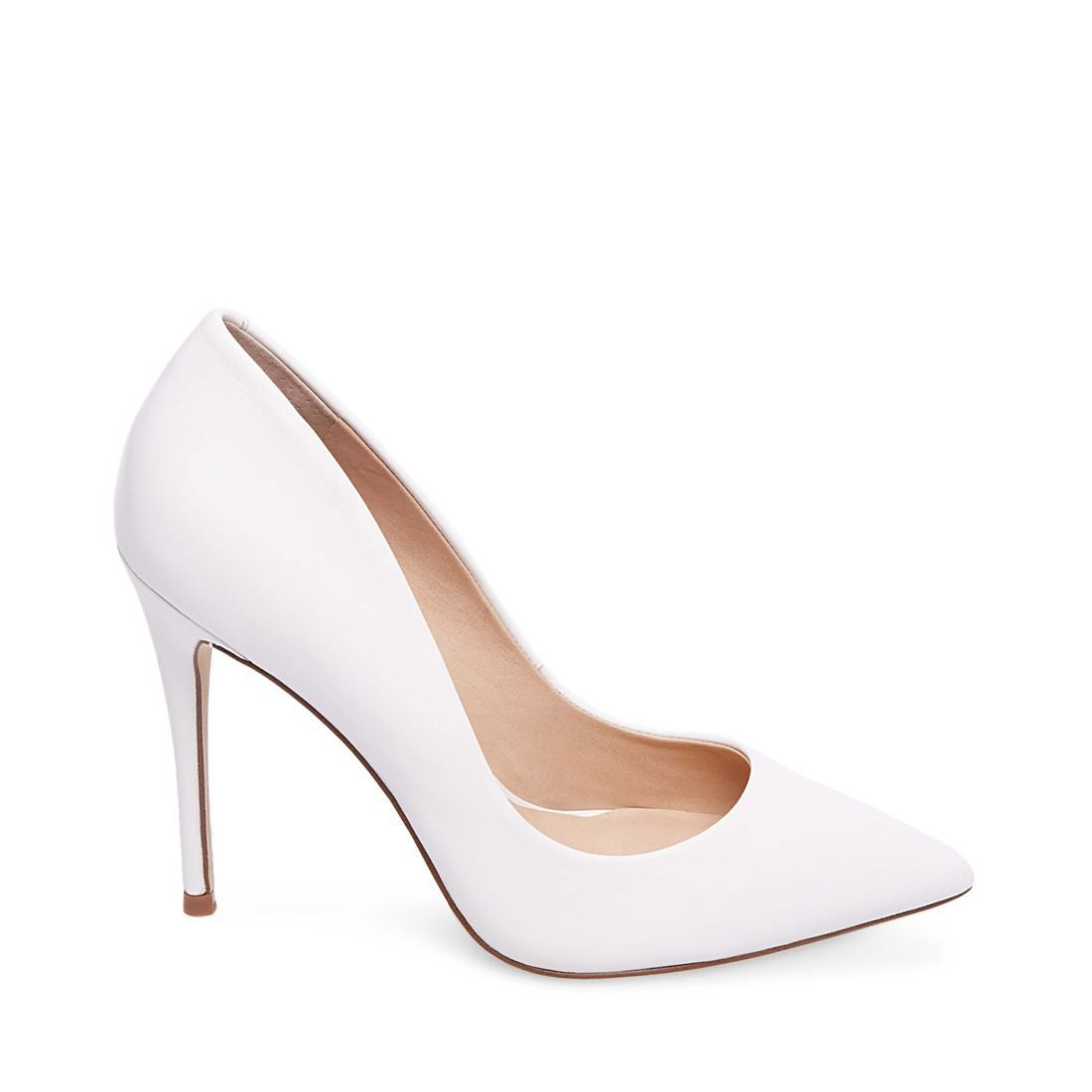 9f291dd8c97f DAISIE WHITE LEATHER – Steve Madden