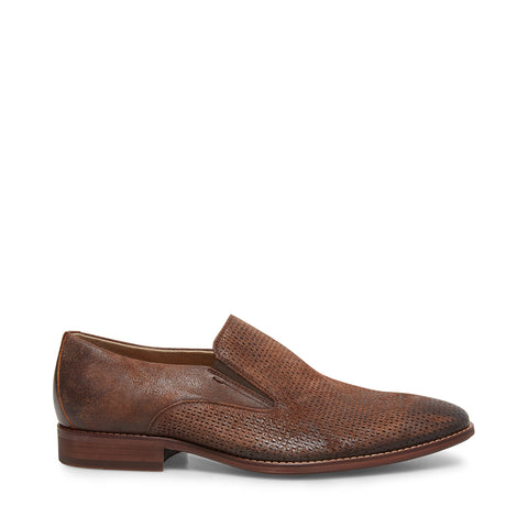 DAVLIN BROWN LEATHER
