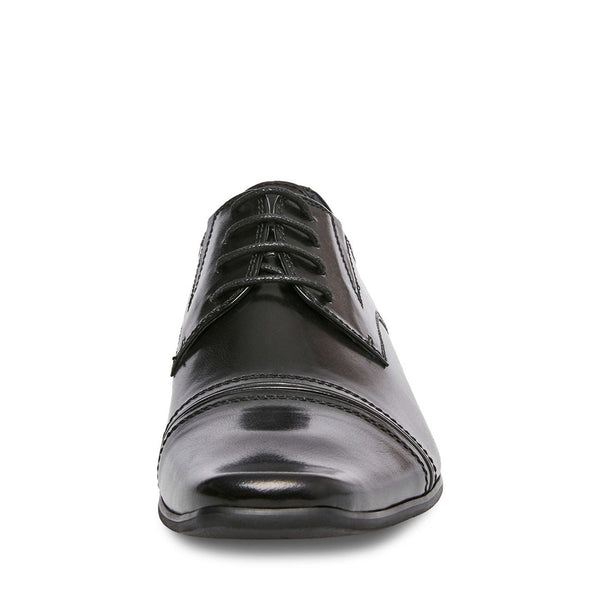DEANDRE BLACK LEATHER - Steve Madden