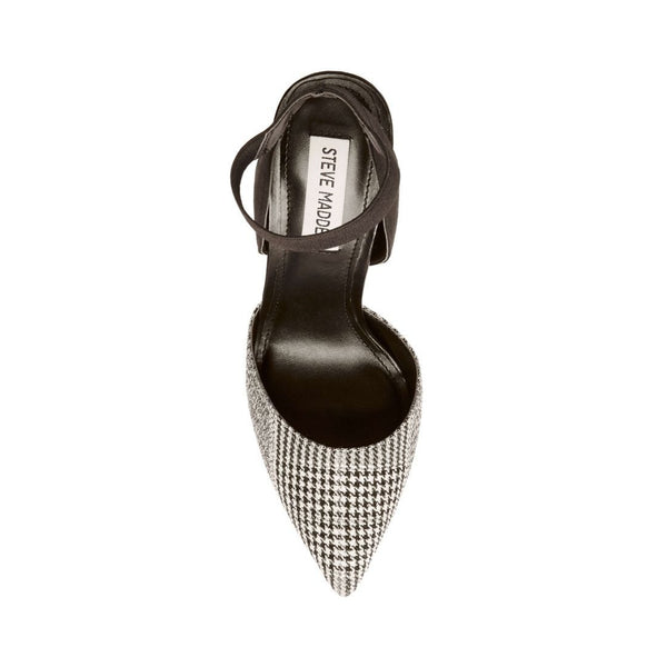 DION BLACK PLAID - Steve Madden