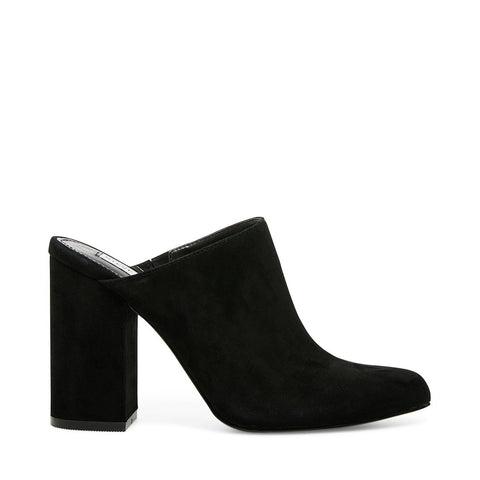 DITTY BLACK SUEDE