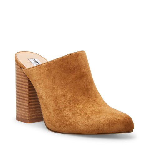 DITTY CHESTNUT SUEDE