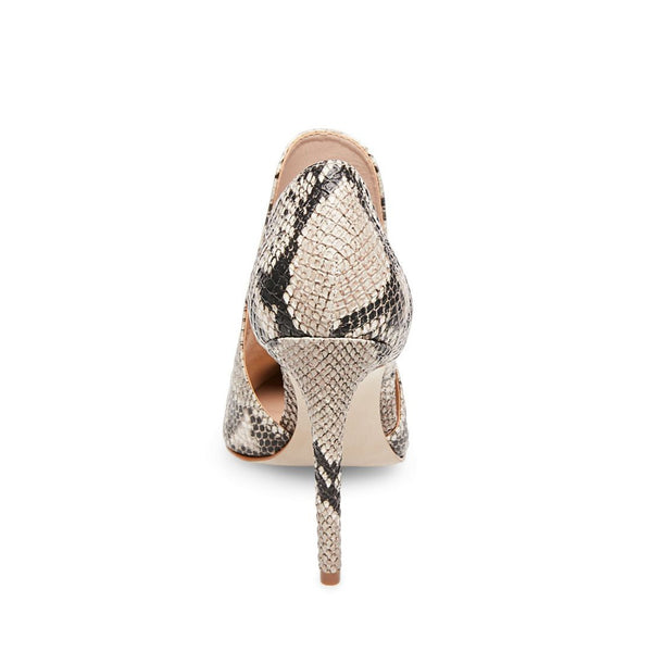 DOLLY NATURAL SNAKE - Steve Madden