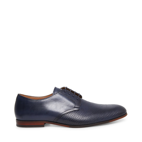 EDGLEY NAVY LEATHER