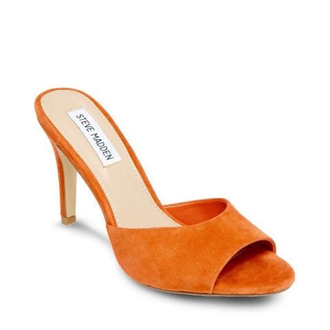 ERIN ORANGE SUEDE