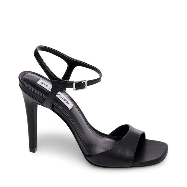 FITZ BLACK LEATHER - Steve Madden