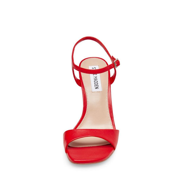 FITZ RED LEATHER - Steve Madden