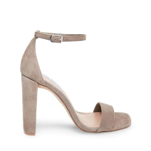 8920d966a0 FRANKY TAUPE SUEDE – Steve Madden