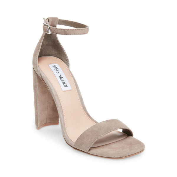 FRANKY TAUPE SUEDE - Steve Madden