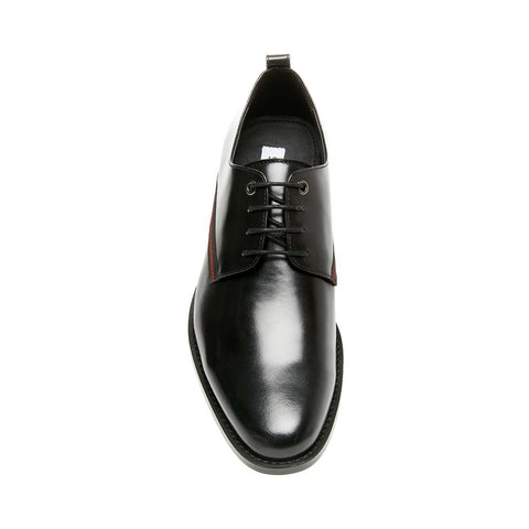 HARLOWE BLACK LEATHER