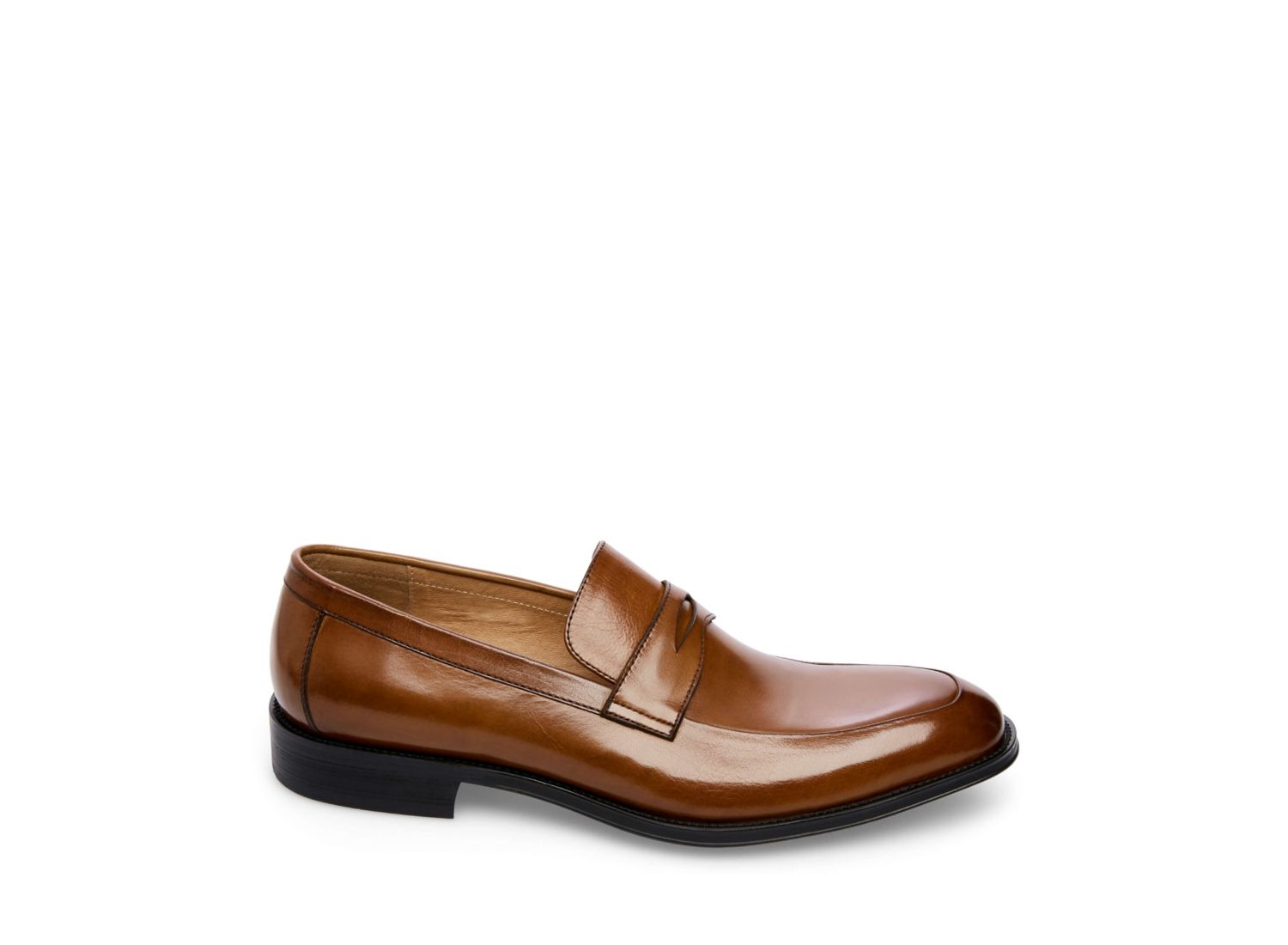 HOFFMAN TAN LEATHER - Steve Madden