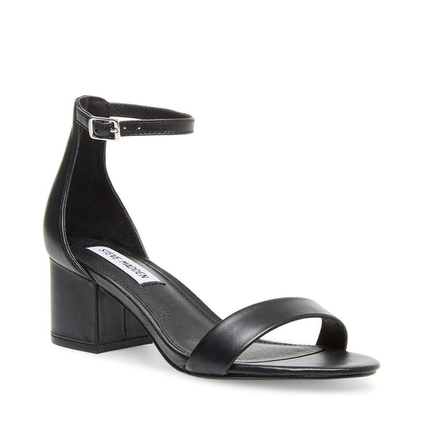 612b6741ec0 IRENEE BLACK LEATHER – Steve Madden