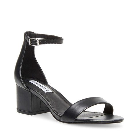 7a30c5a65a60 IRENEE BLACK LEATHER – Steve Madden