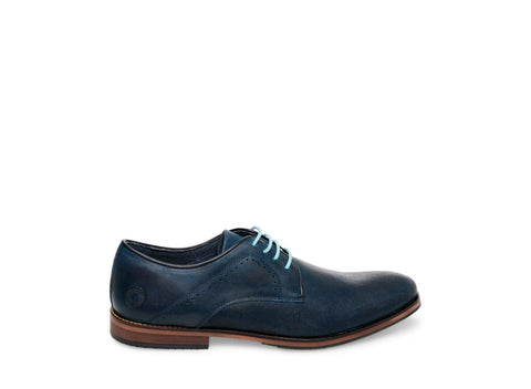 IVAN NAVY LEATHER