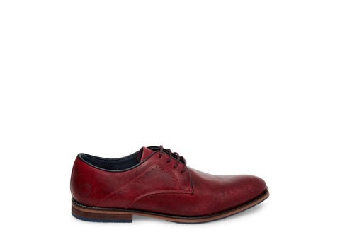 IVAN RED LEATHER