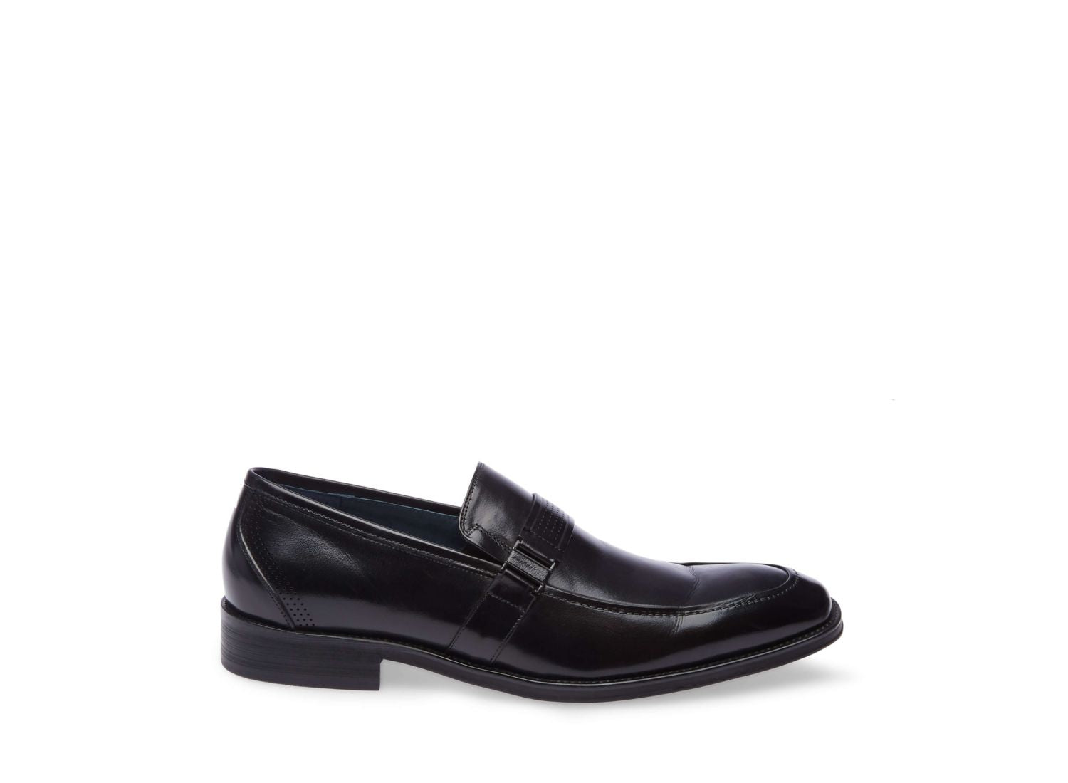 JAVA BLACK LEATHER - Steve Madden