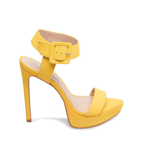 JAYLA YELLOW NUBUCK