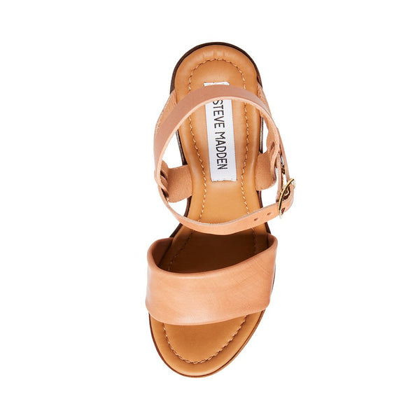 LAURISA TAN LEATHER - Steve Madden