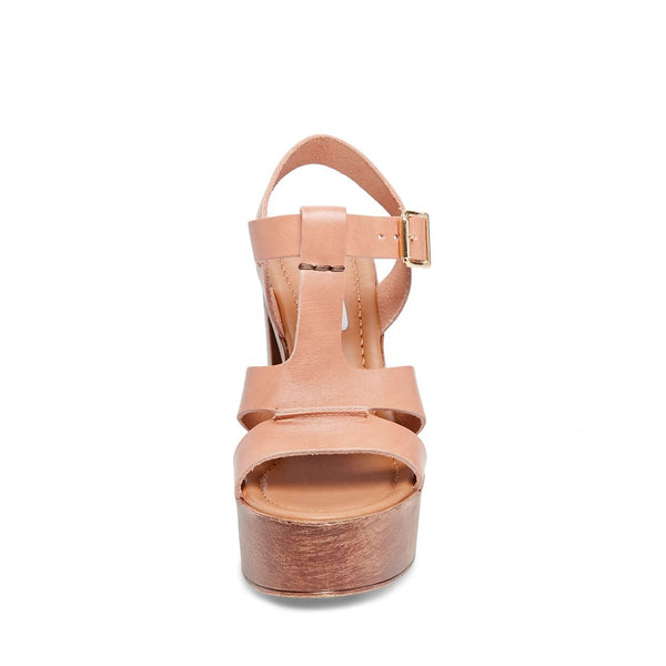 LUCILE TAN LEATHER - Steve Madden
