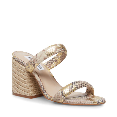 MARCELLA GOLD SNAKE