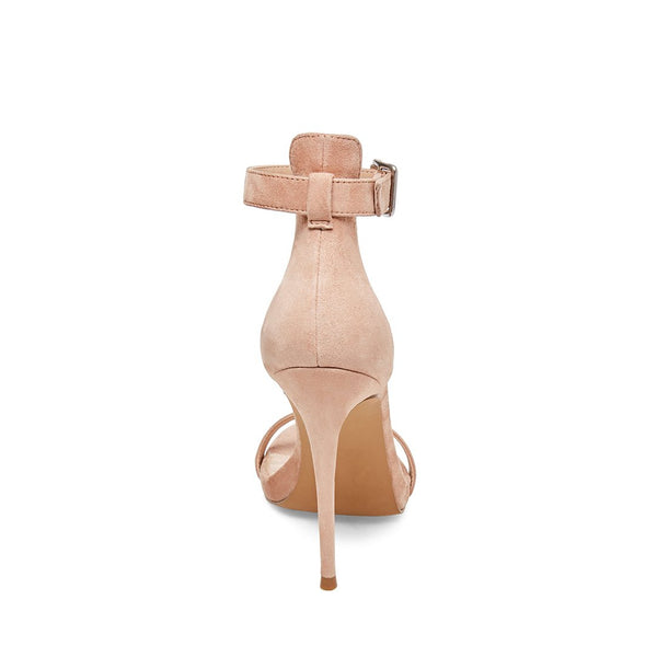 MERCY NUDE SUEDE - Steve Madden
