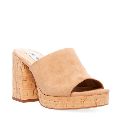 MILLY CAMEL SUEDE