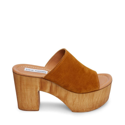 PLAYDATE CHESTNUT SUEDE