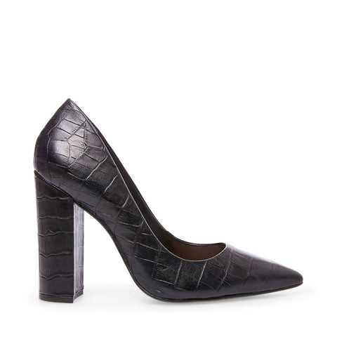 PRANCE-C BLACK CROCODILE