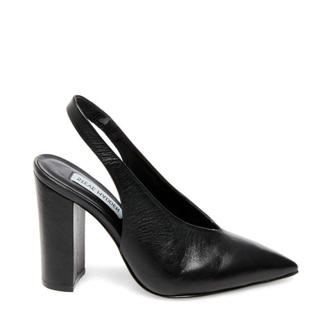 PRESERVE BLACK LEATHER - Steve Madden
