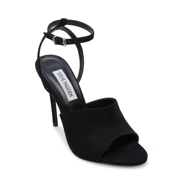 REFRESH BLACK NUBUCK - Steve Madden