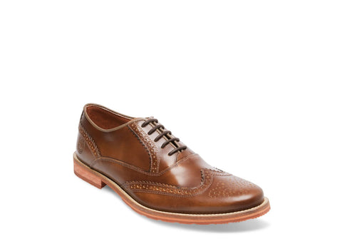 SHASTA COGNAC LEATHER - Steve Madden