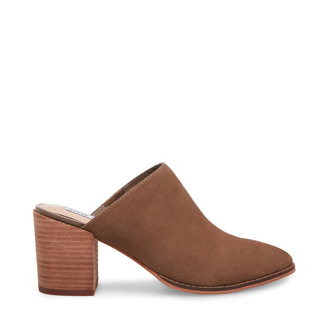 SHAYLON BROWN NUBUCK