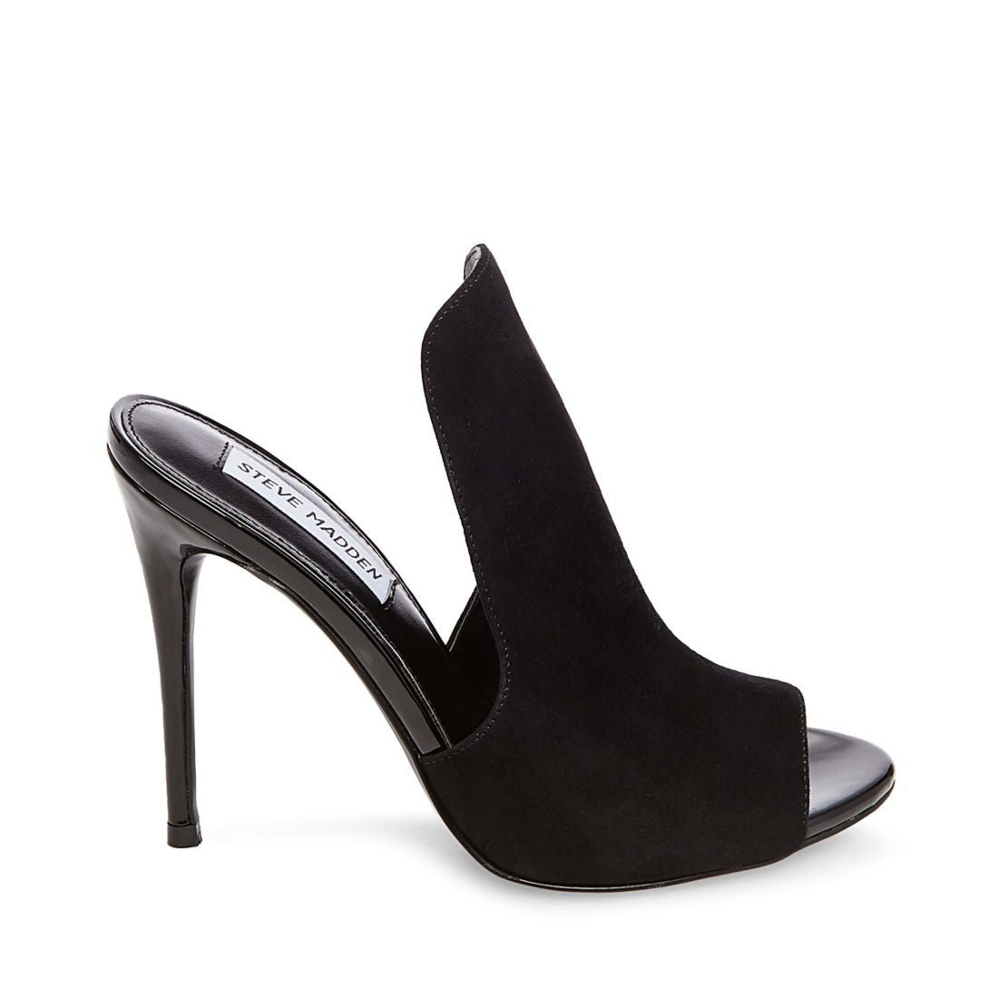 3b9f502bc92 SINFUL BLACK SUEDE – Steve Madden
