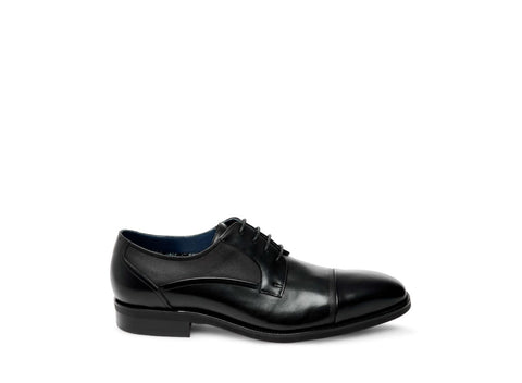SPY BLACK LEATHER - Steve Madden