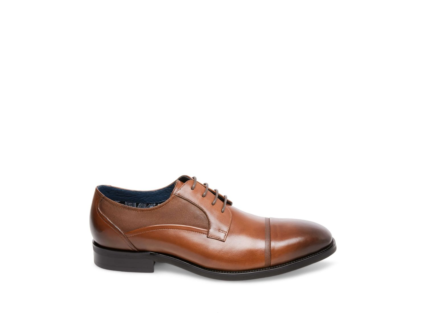 SPY COGNAC LEATHER - Steve Madden