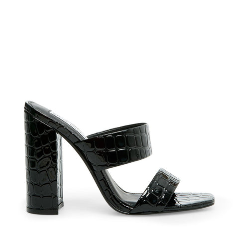 TAYA BLACK CROCODILE