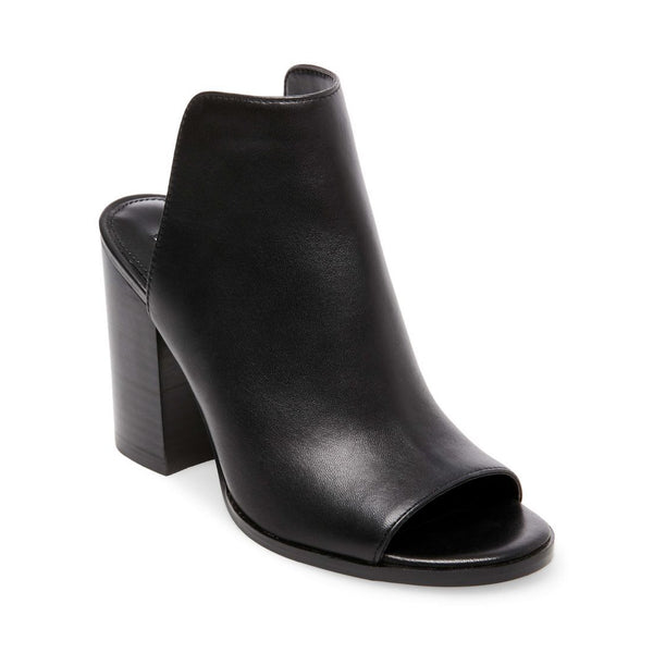 TILT BLACK LEATHER - Steve Madden