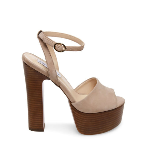 YOUTHFUL BLUSH NUBUCK - Steve Madden