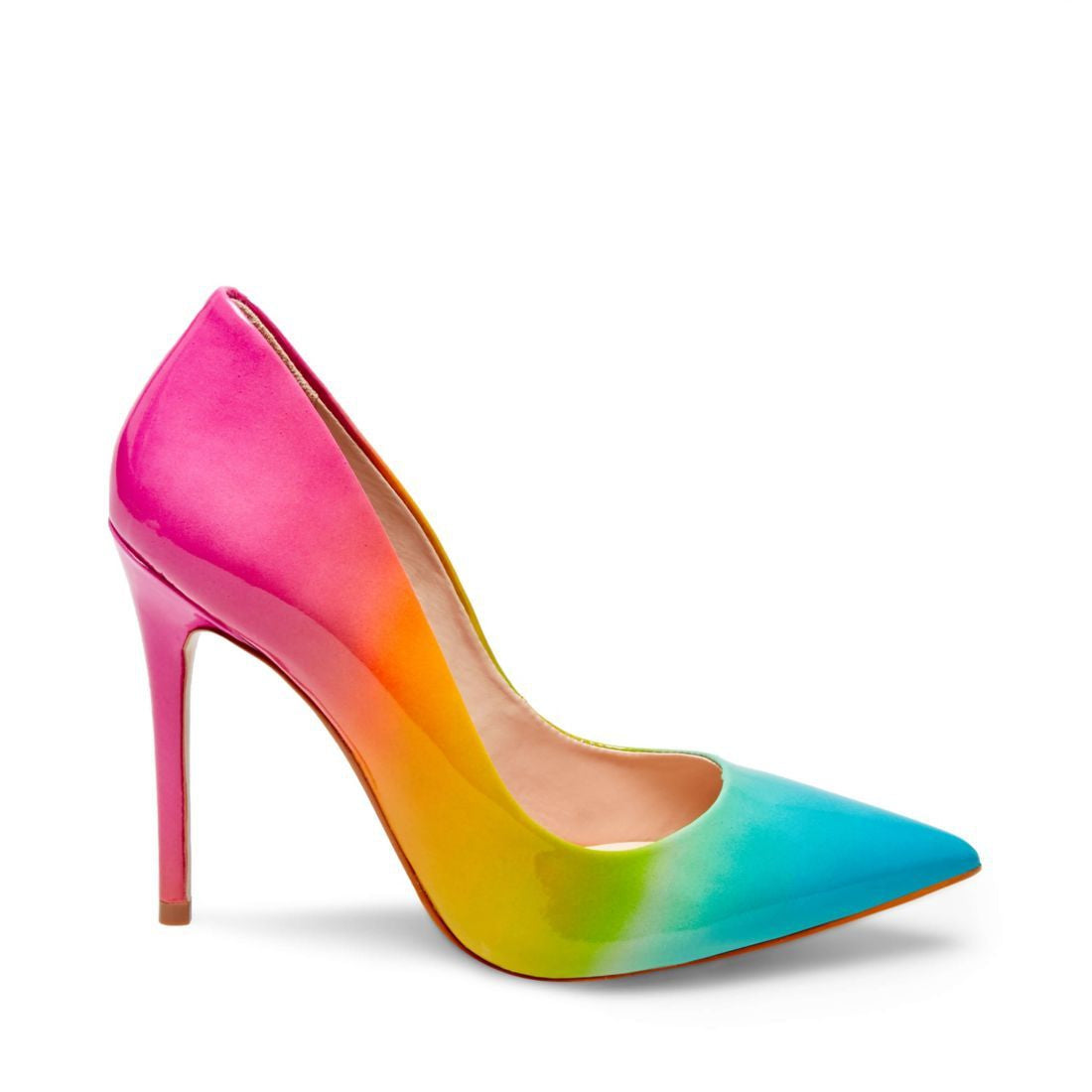 ZANEY RAINBOW MULTI - Steve Madden