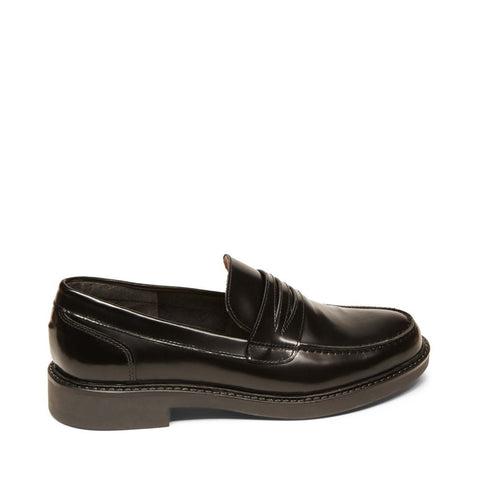 DOREEN BLACK LEATHER - Steve Madden