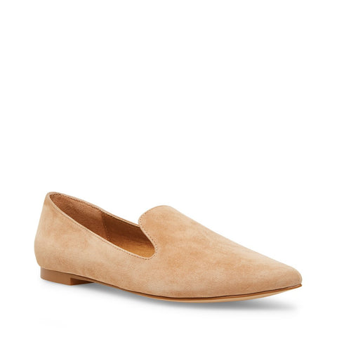 DRIVE CAMEL SUEDE