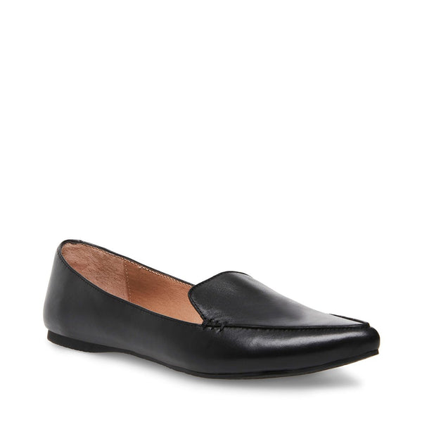 d6a9d7042e2 FEATHER BLACK LEATHER – Steve Madden
