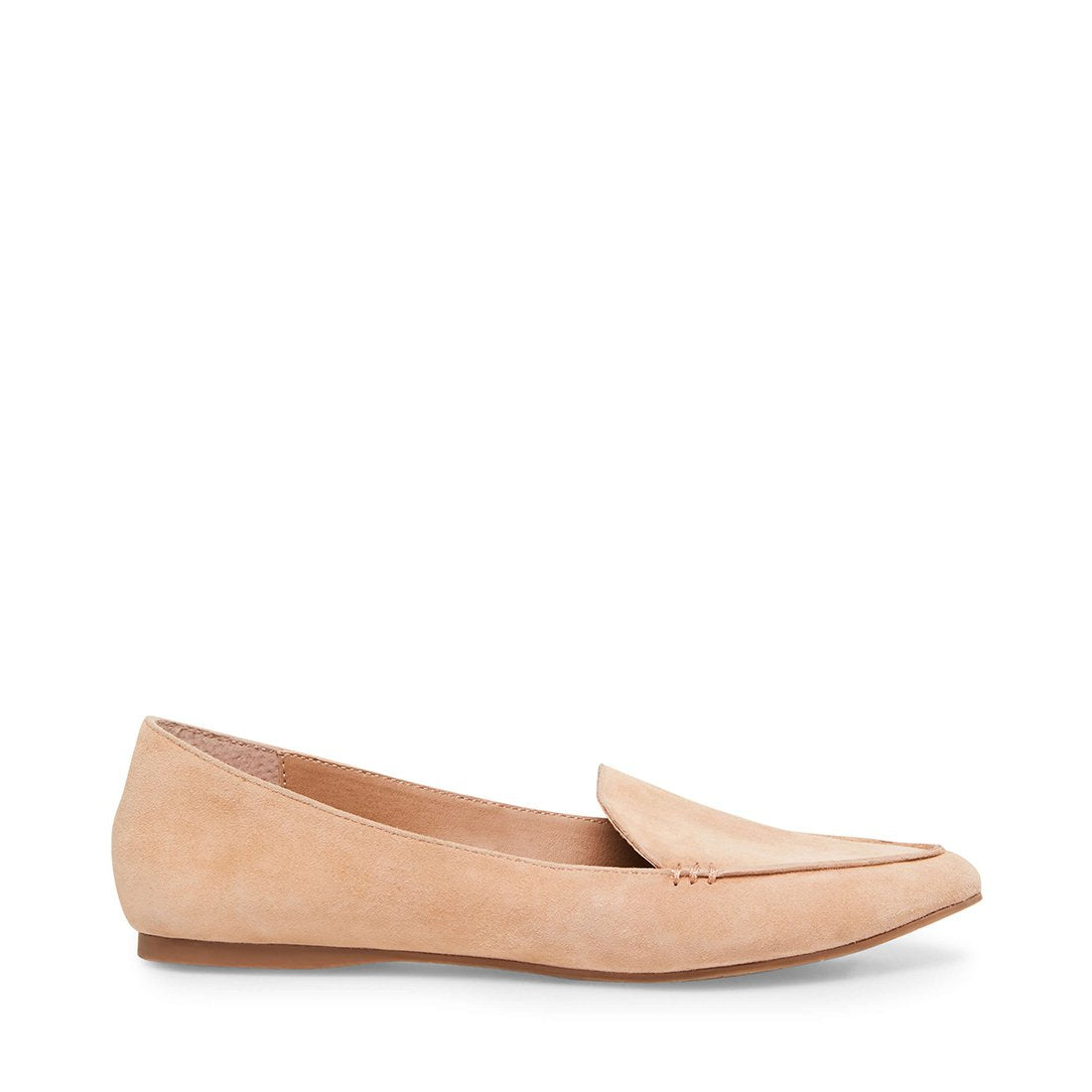 e456713b65e FEATHER CAMEL SUEDE – Steve Madden
