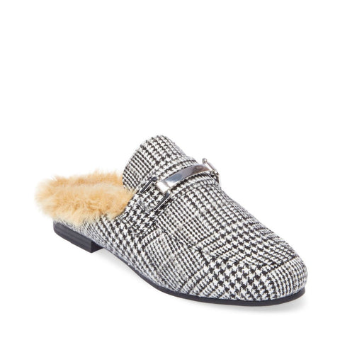 KHLOE GREY PLAID - Steve Madden