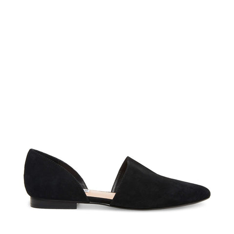 TALENT BLACK SUEDE