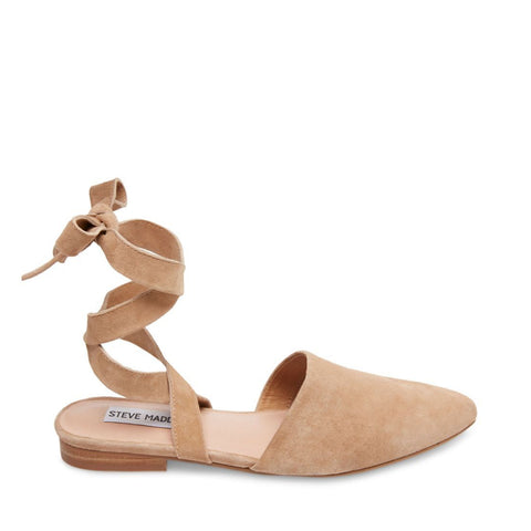 TALIAH CAMEL SUEDE
